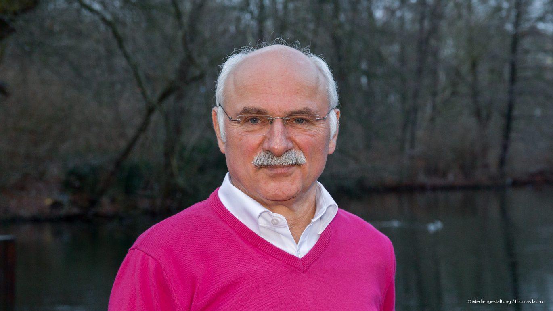 Porträtfoto von Herrn Panning.