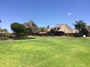 Unterkunft in Namibia
