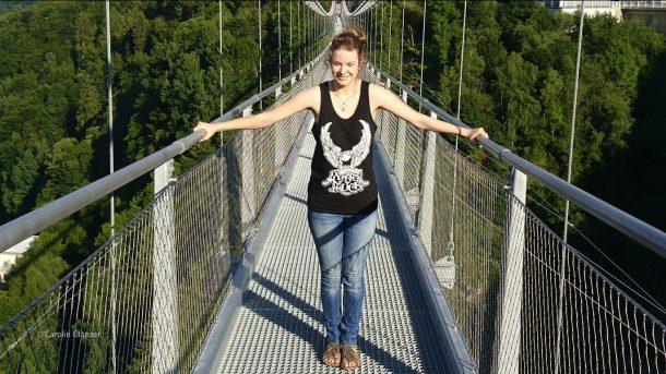 Carolin Glänzer hat ihr Freiwilliges Soziales Jahr im UNIONHILFSWERK genossen.
