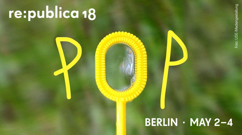 Re:publica 2018 - ein Resümee