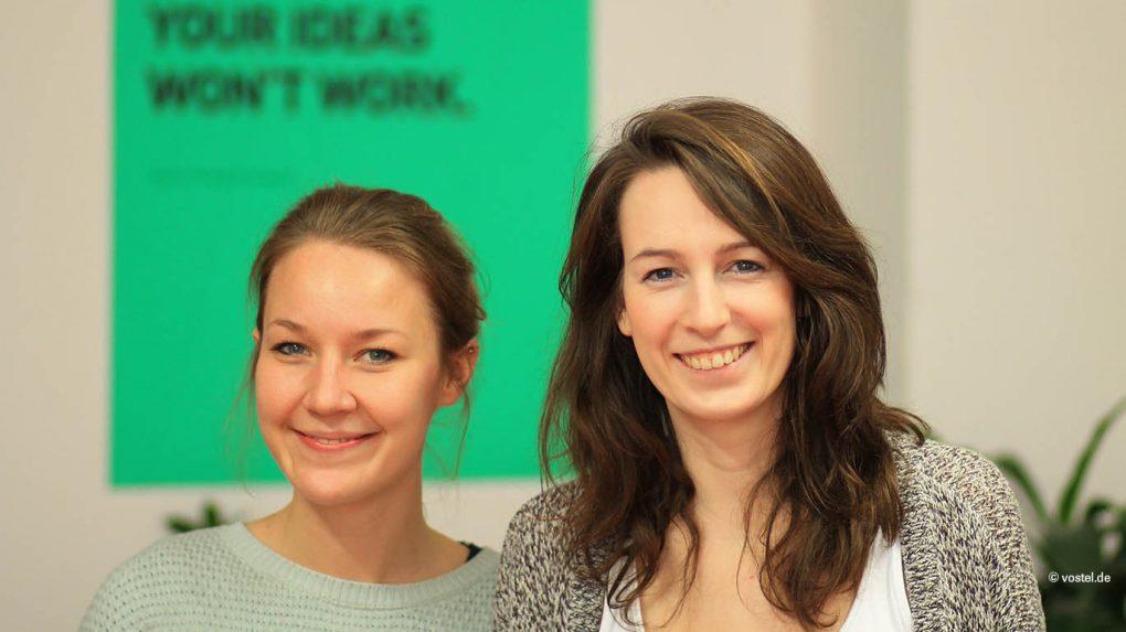 Das Team von vostel.de bringt Freiwillige und Engagementmöglichkeiten zusammen