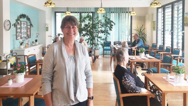 Anne Fritzsche, Seniorenzentrum Friedrichshain